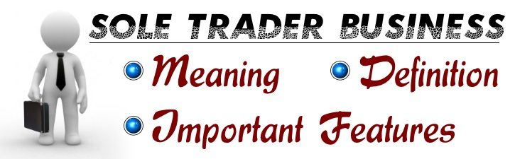 Sole Trader Business